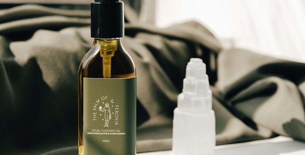 Ritual Cleansing Oil (30ml)