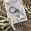 Thumbnail: Raw Clear Quartz Keyring