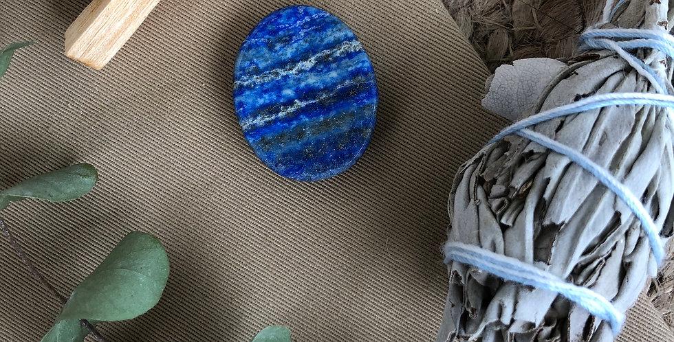 Lapis Lazuli Thumb Stone