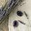Thumbnail: Amethyst Thumb Stone