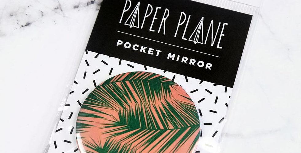 Pocket Mirror (4 Designs)