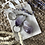 Thumbnail: Raw Amethyst Keyring