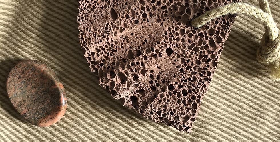 Volcanic Lava Stone Pumice