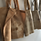Thumbnail: Sustainable Cotton Tea Tied Tote Bag