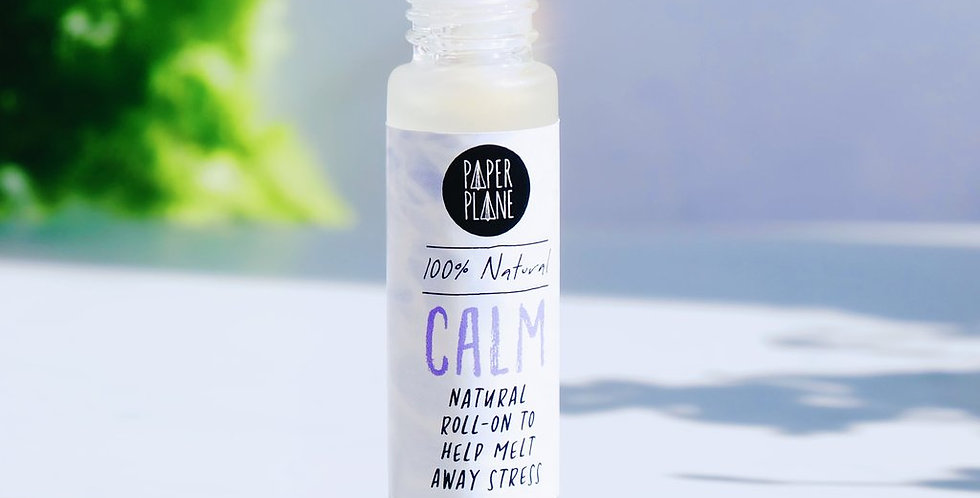 Calm - Natural Pulse Point Roller