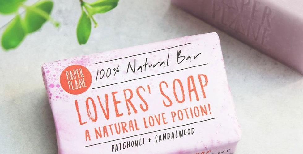 Lovers Bar - 100% Natural Soap