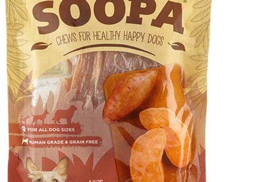 Soopa Sweet Potato Dog Chews