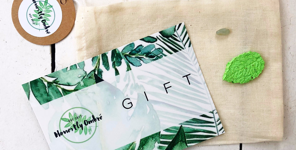 Honestly Ombre Spa Day Gift Experience