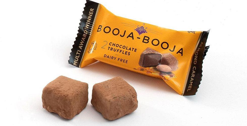 Booja Booja - Organic Almond Salted Caramel Truffles (23g)
