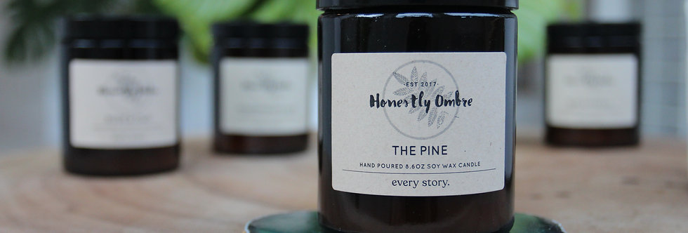 The Pine HO Candle