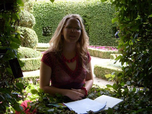 Dichters in de prinsentuin 18 juli 2015