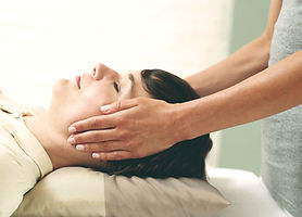 Cranial Osteopathy Treatment