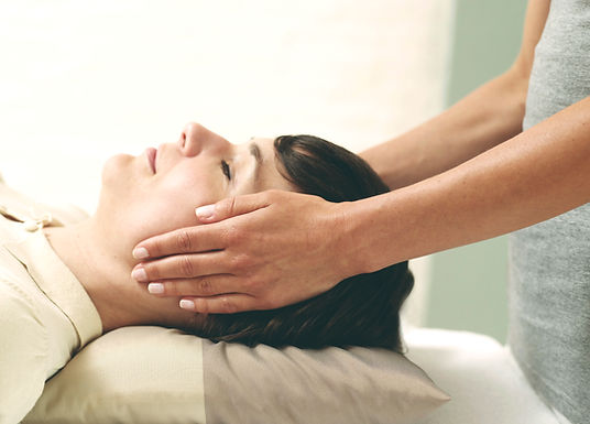 Four Reiki Treatments in one month