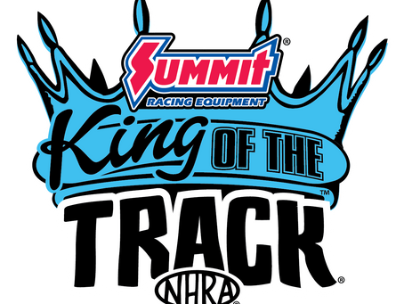 King of the Track Rescheduled to Sunday, August 22, 2021 Summit ET Race sponsored by Finke Equipment