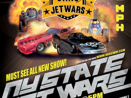 NY Jet Wars Friday July 30th!