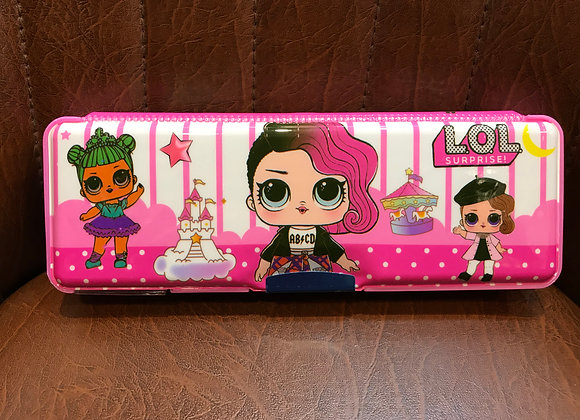 LOL Pencil Box for Girl with Calculator