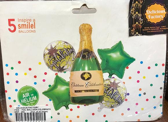 Congratulation Foil Balloon