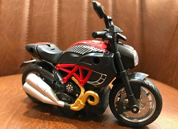 Ducati Die Cast Figure for Cars and Office Work Station