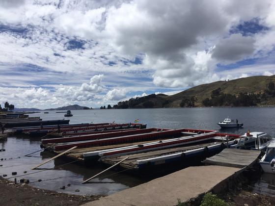 Bolivia: Titicaca and La Paz / Bolivien: Titicaca und La Paz
