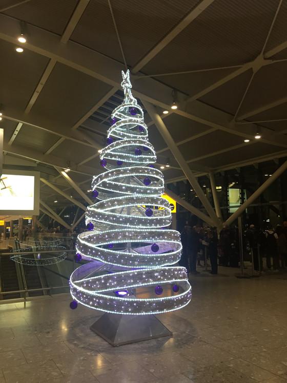 Frohe Weihnachten und ein gutes neues Jahr/ Merry Christmas and a Happy New Year