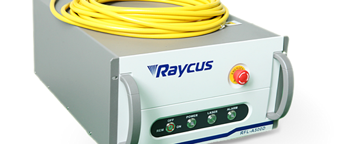 Raycus CW 500 Watt Fiber Laser