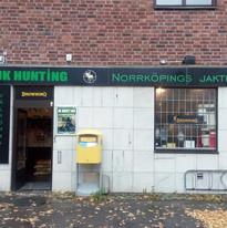JK Hunting Norrköping, skyltning