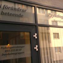 Fönsterdekor, Duveholmsgruppen