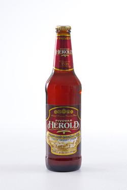 "Czech ""granát"" lager 14°"