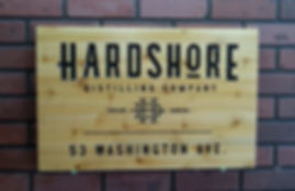 Wooden Business Signs