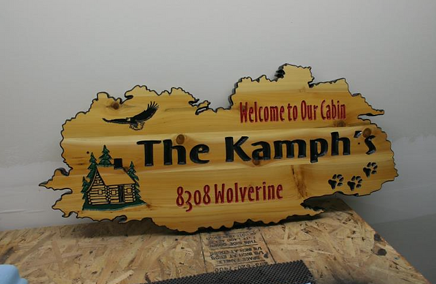 wooden sign makers