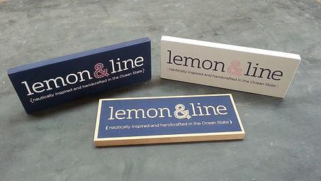 Lemon and Line