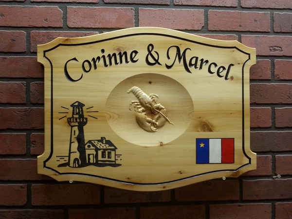 Wooden Signs Canada