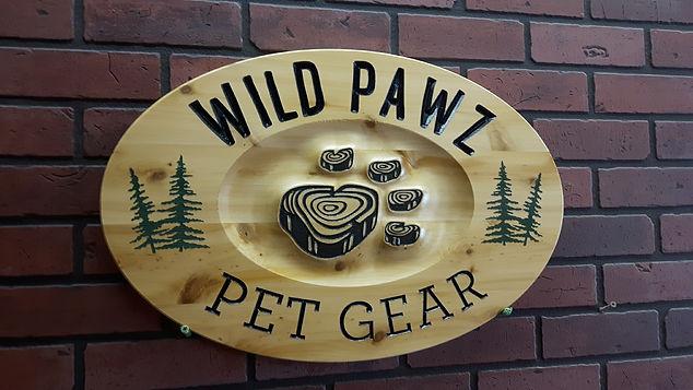 Wild Pawz Pet Gear