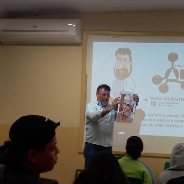 Explanação E.E. Evonio Marques