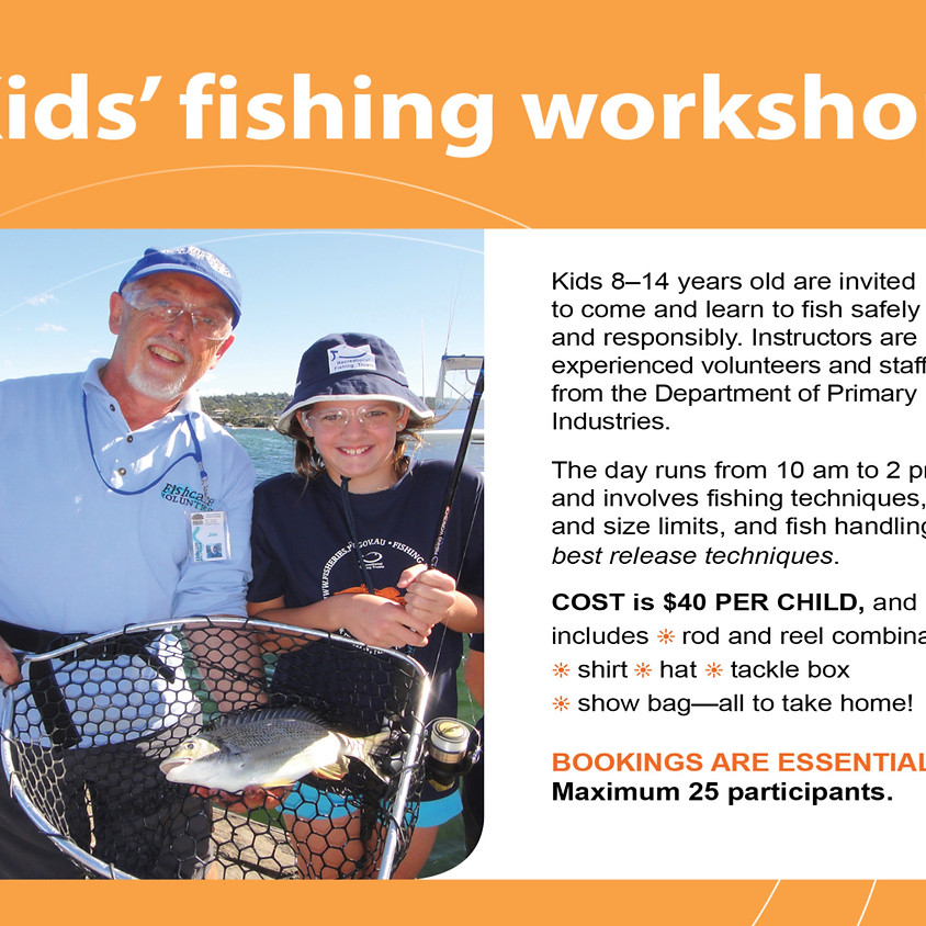 Kids' Fishing Workshop