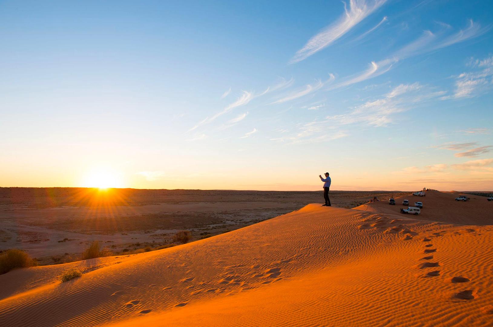 'Big Red' Simpson Desert