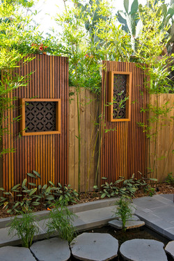 Ironbark Contour Cladding
