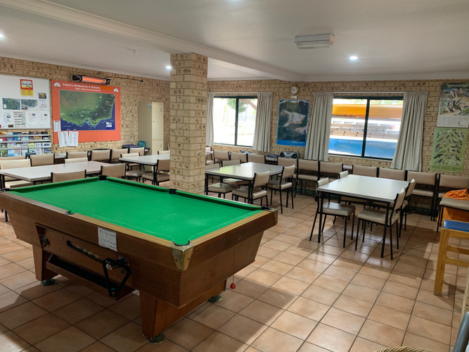 Dining & Recreation Room