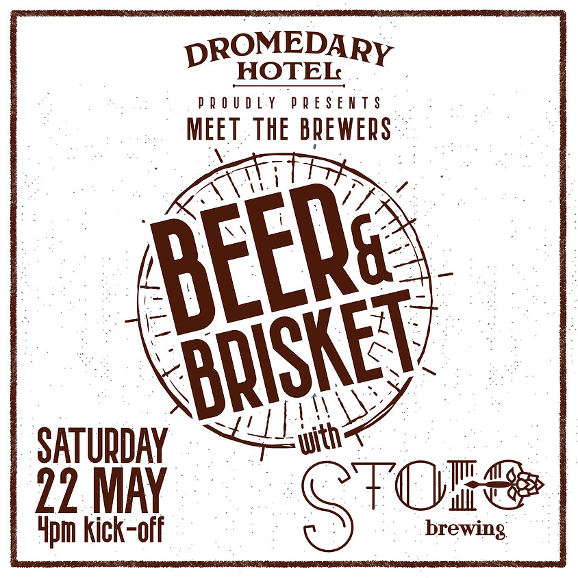 Beer & Brisket with Stoic Brewing!