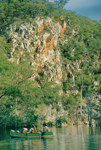 Cliffs and Gorges of the Sapphire Coast