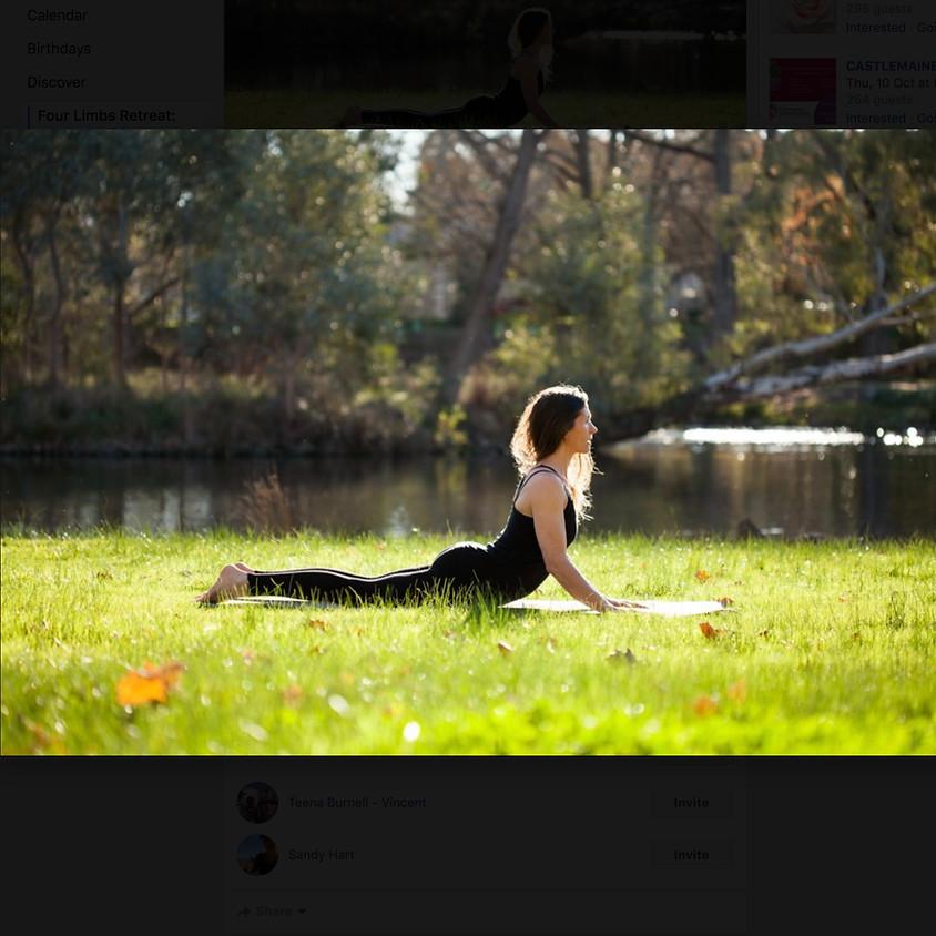 Four Limbs Retreat – Nourish Your Senses