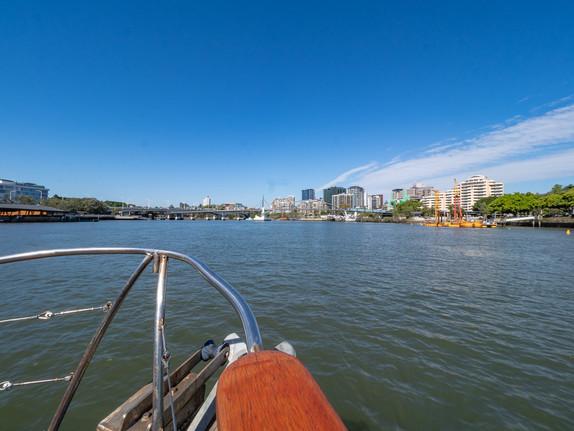 River Cruising in Brisbane