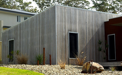 North Eden Timber Fire Resistant Cladding Habitat