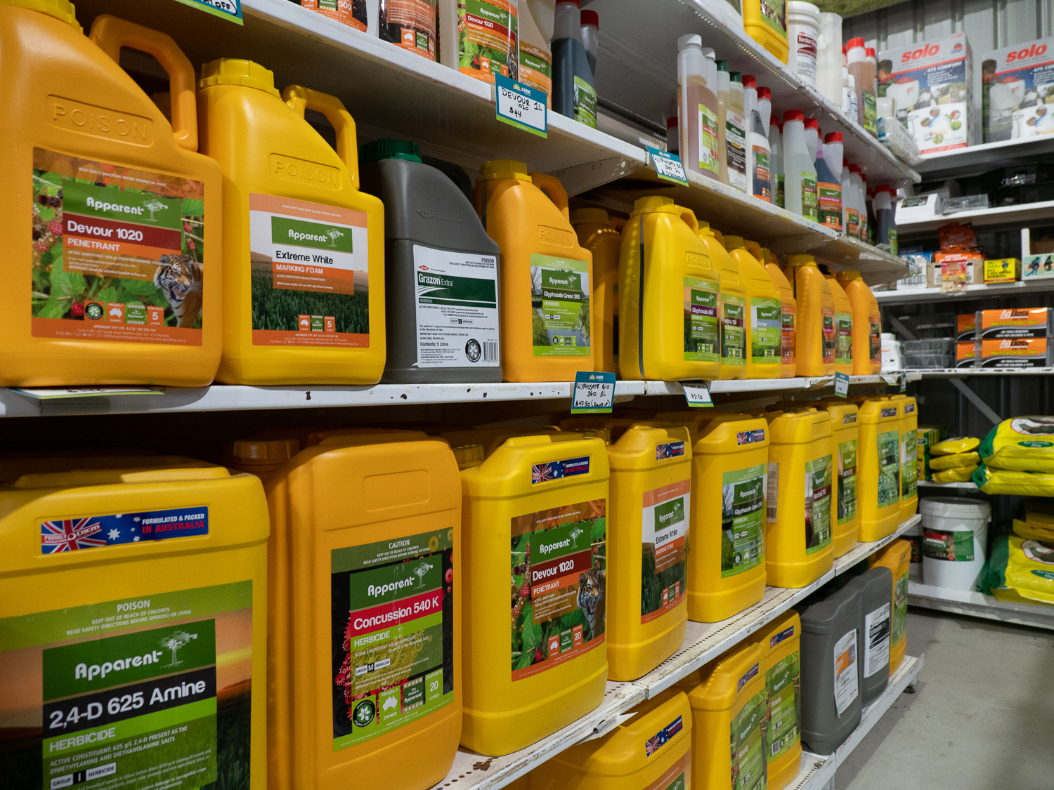 Pesticides & Insecticides