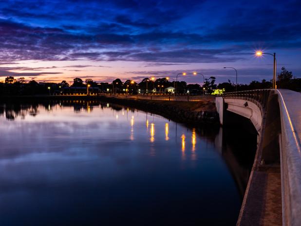 Merimbula Bridge