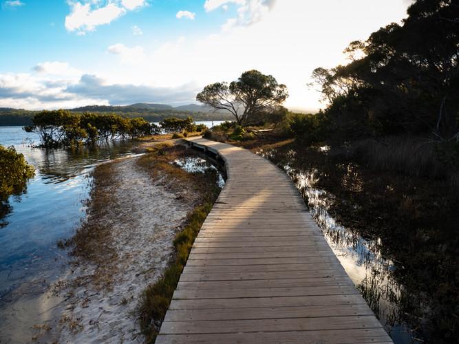 Discover Merimbula Lake