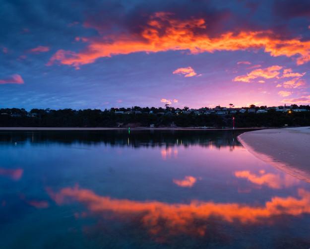 Sunrise at Fishpen