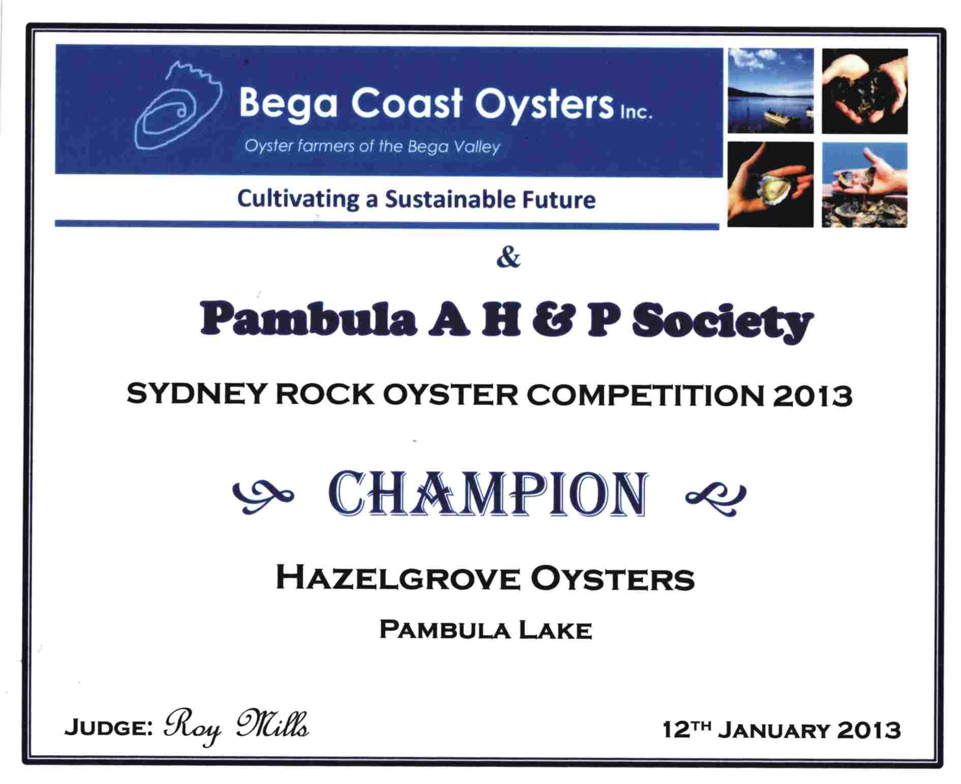 Pambula+Show+Champions