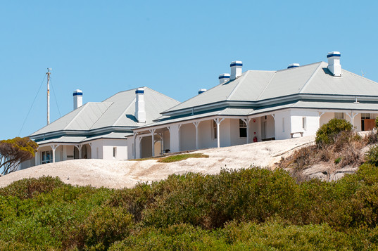 Montague Island Lightkeepers Cottages