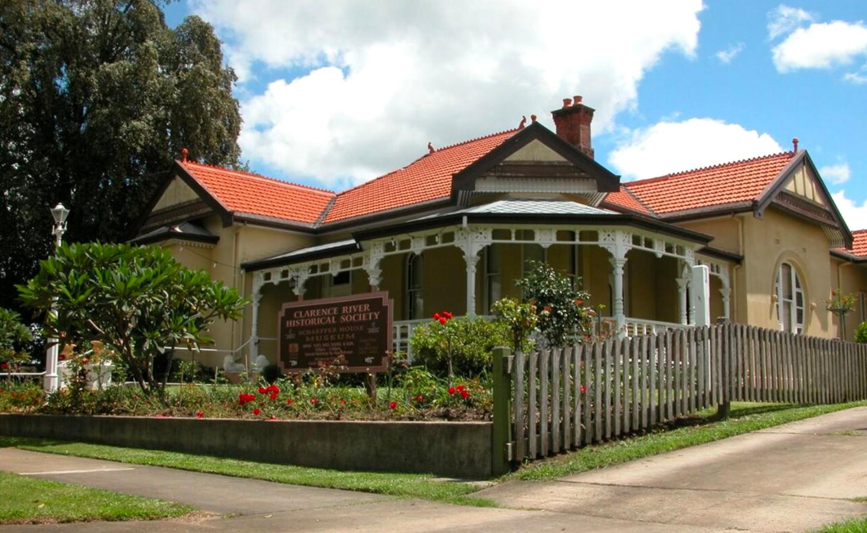 Shaeffer House Grafton
